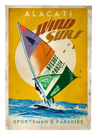 Alaçatı Rüzgar Sörfü